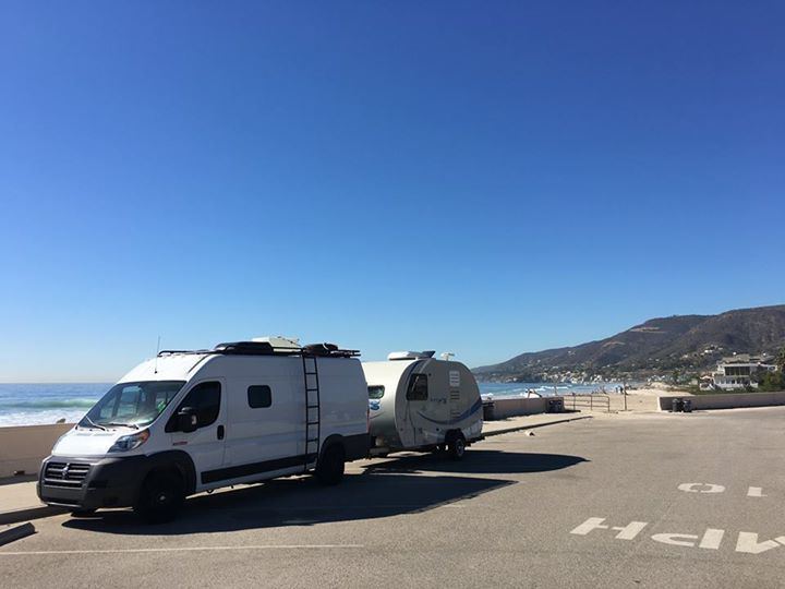 Ford Transit Conversion Van >> Customer pic in Malibu...Dodge ProMaster with Aluminess