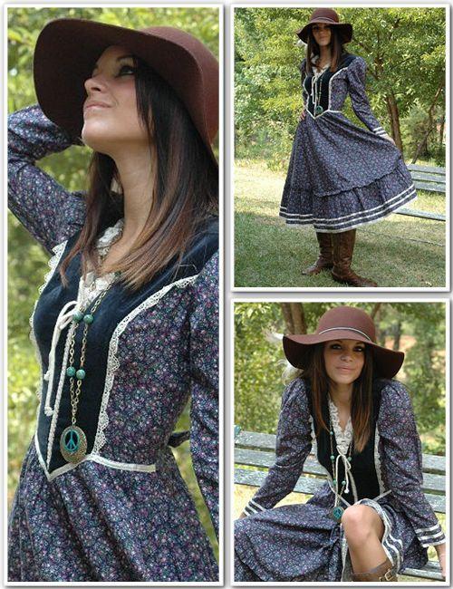 gunne sax dresses - had this dress