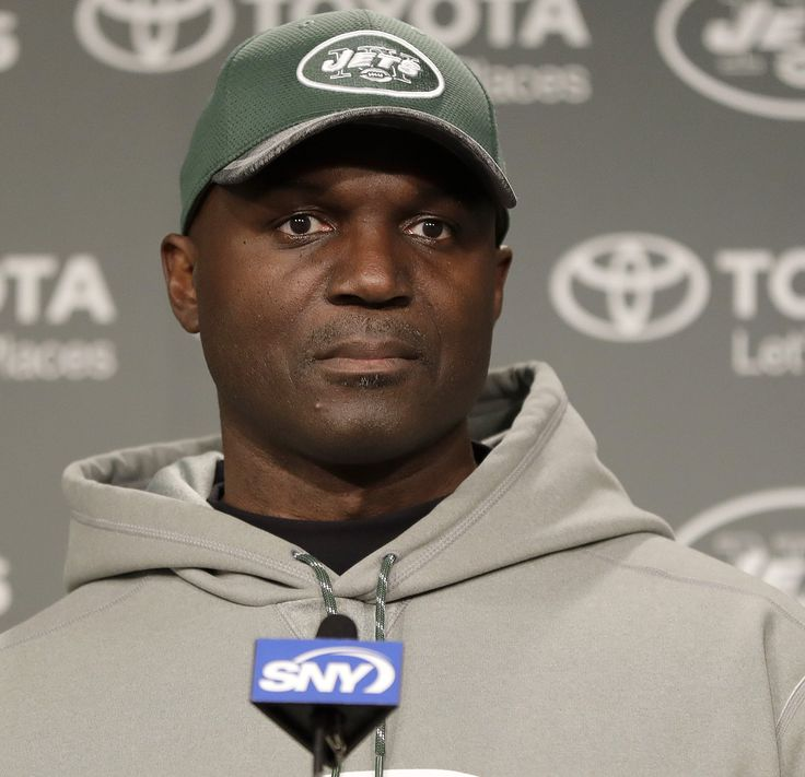 Todd Bowles has high hopes for the 2017 Jets