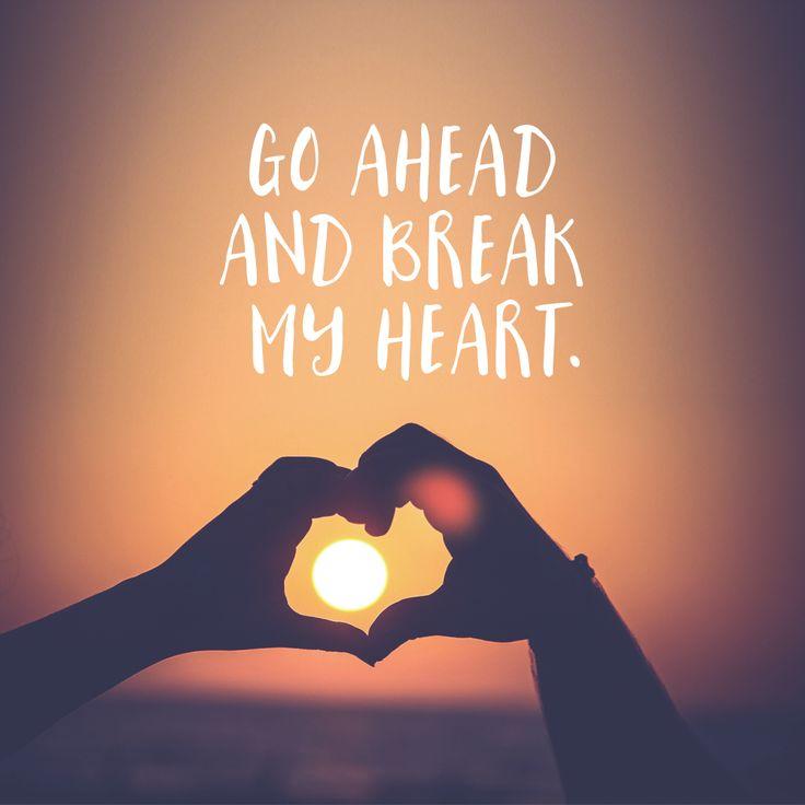 Quote / Love / Broken Heart / Lyrics   #ExtraOrdinary by Kate Morgan