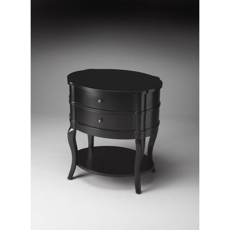 BUTLER JARVIS OVAL SIDE TABLE