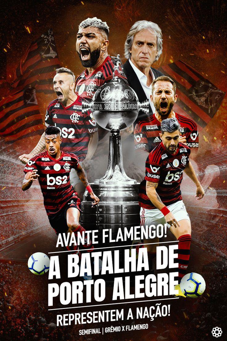 Pin de Isaac Pereira de Oliveira em Flamengo Grêmio x