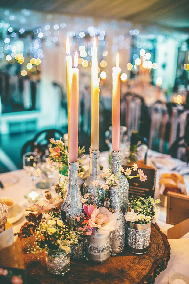 356 best wedding reception table decor images on pinterest table aislinn and james diy extravaganza wedding at ballybeg by memento photography junglespirit Images