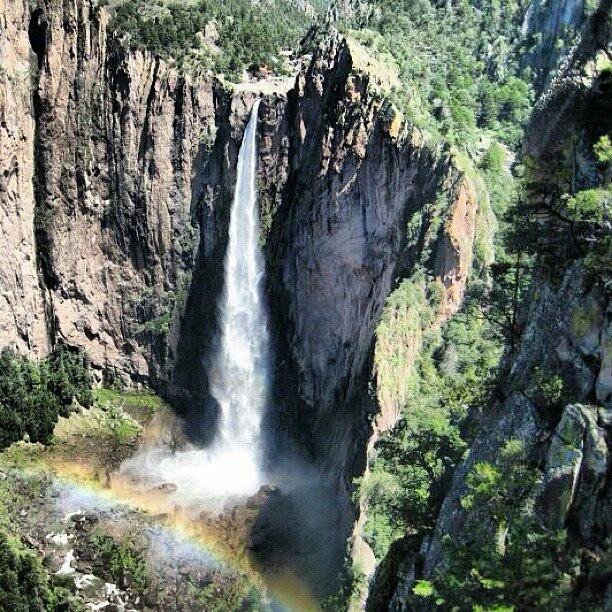 Cascada de Basaseachic, Chihuahua Mexico