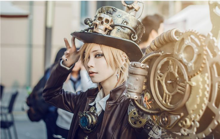 Steampunk Tendencies   Cosplay ~ Zing Ruby New Group : Come to share, promote your art, your event, meet new people, crafters, artists, performers... https://www.facebook.com/groups/steampunktendencies