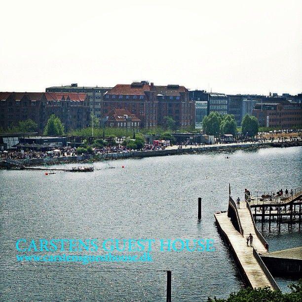 TheViewfromourFrontDeskwindow|CarstensGuestHouseCOPENHAGENDENMARK•www.carstensguesthouse.dk•+45 3314 9107•E-mail:info@carstensguesthouse.dk