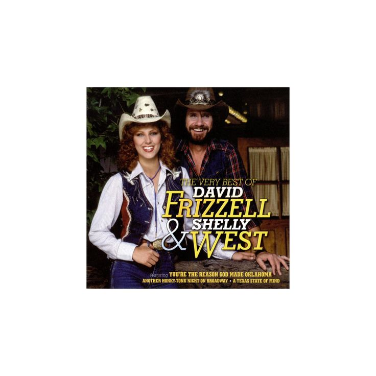 David frizzell - Very best of david frizzell & shelly (CD)