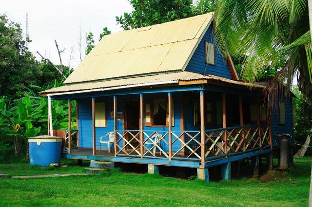 Casa típica San Andrés