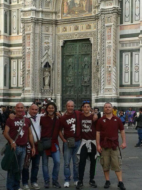 Piscinagranata a Firenze - ultima di campionato stagione 2013/14