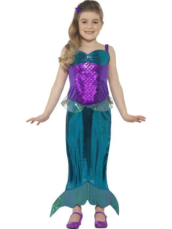 Zeemeermin magic kostuum kind