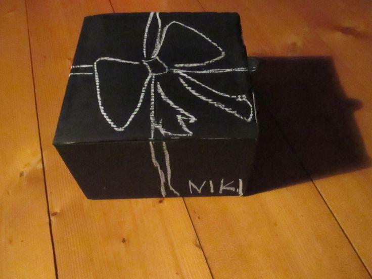 DÁREK :-) A gift from Bara