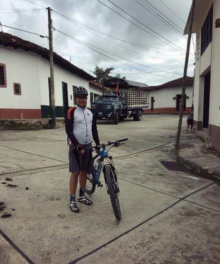#ExperienciasEnGpe @mjavier1982: Llegada a Guadalupe  ruta: Oiba - Guadalupe