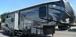 2014 Used Heartland Cyclone 3110 Toy Hauler in Tennessee TN.Recreational Vehicle, rv, 2014 Heartland Cyclone 3110, This is a 2014 cyclone 3110 fifth wheel toy-hauler!!! Perfect condition and the much sought after dark grey exterior. We are selling because we are building a home and no longer need. This unit was bought brand new in 10/2013. Also have transferrable tongue to tail 7 yr warranty. This unit has the oversized fridge, 3 slides, fireplace, and washer/dryer hookup in garage! Solid…