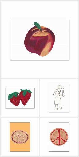 Food Flash Cards - Find food themed flashcards for adult learners. The text on the back can be customized with your own words and or sentences. #flashcards #education #literacy