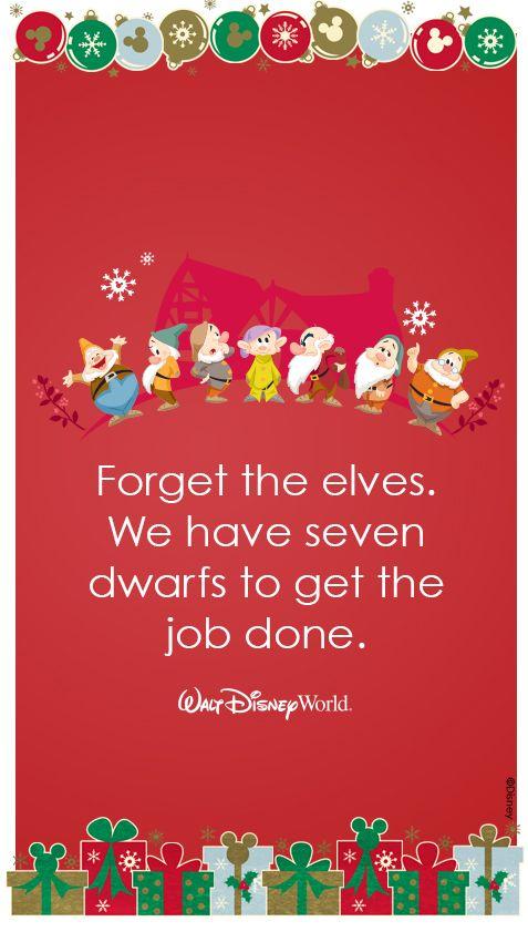 Happy Holidays from Walt Disney World!