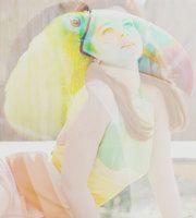 Lightgirl by greenrosestormcloud