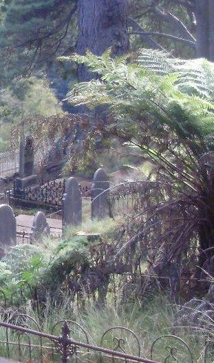 Real Ghost Pictures: Haunting of Walhalla Cemetery
