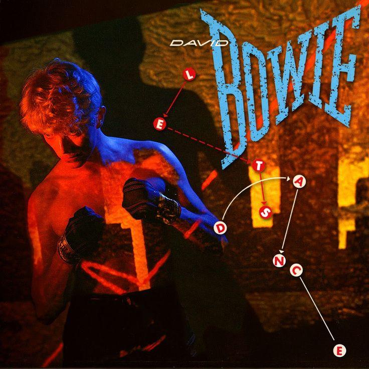 David Bowie - Let's dance [1983]