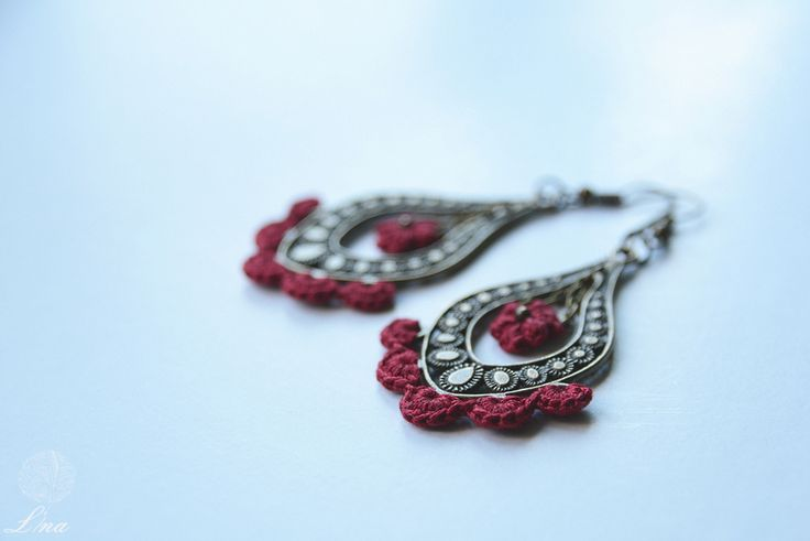 Aramen - Handmade Delicate Earrings