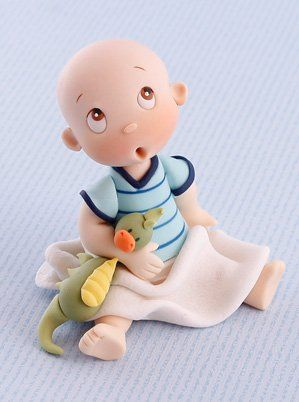 Sugarcraft > Modelling a Baby with Carlos Lischetti – Squires Kitchen Cookery School