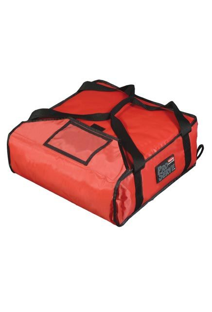Pizza Delivery Bag: Delivery bag Designed specifically for professional delivery of hot and cold foods.