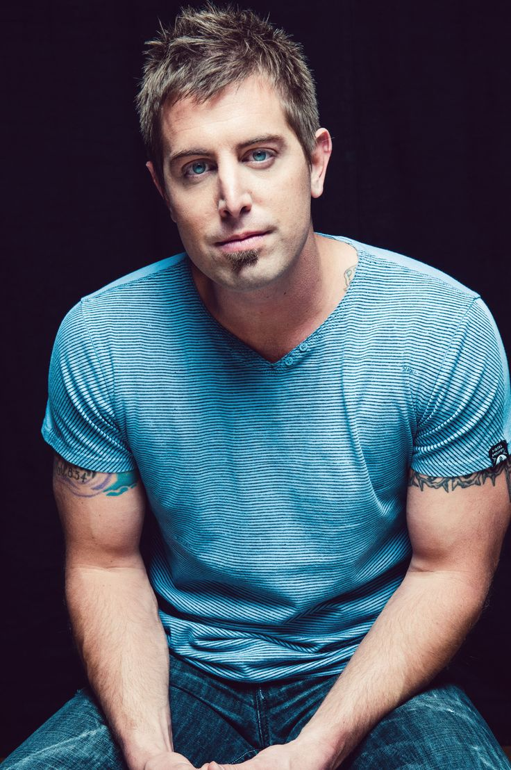 Jeremy Camp - my absolute favorite Christian artist.
