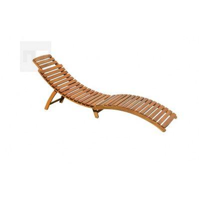 Lehátko dřevěné skládací LA MANCHE