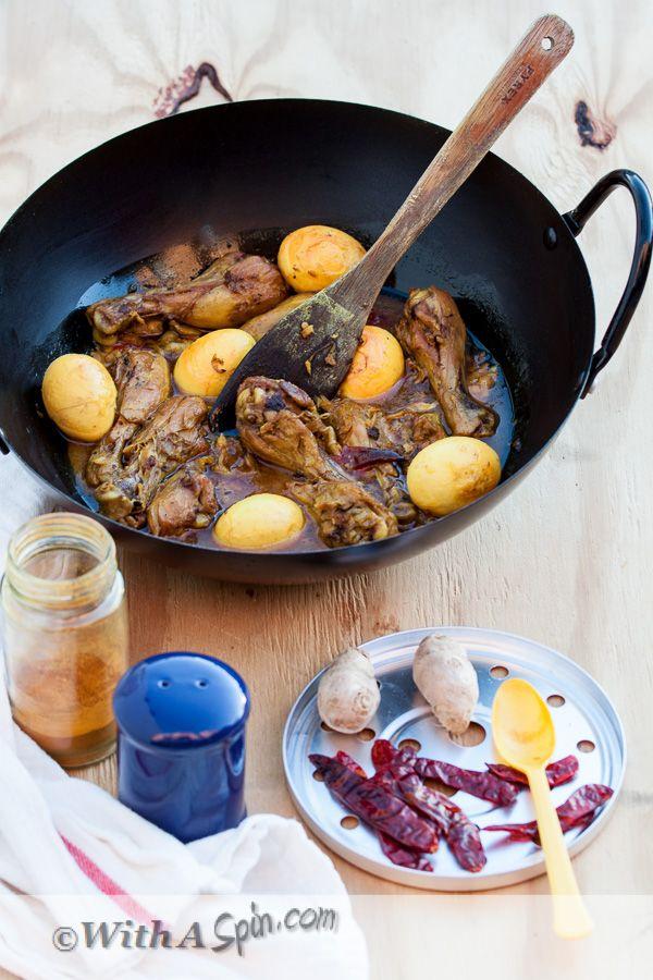Goalondo Steamer Boat Chicken Curry | গোয়ালন্দ ঘাটের মুরগির ঝোল গোশতের রেসিপি | With A Spin