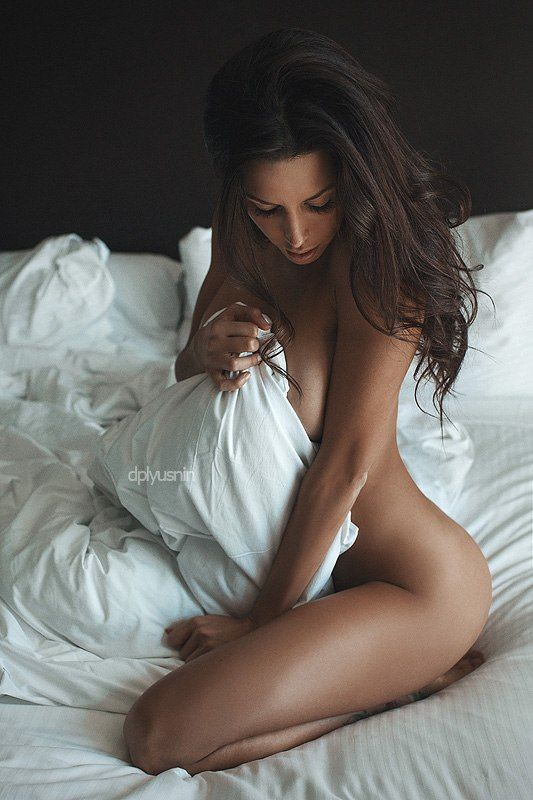 Sexy brunettes nude Geez, her