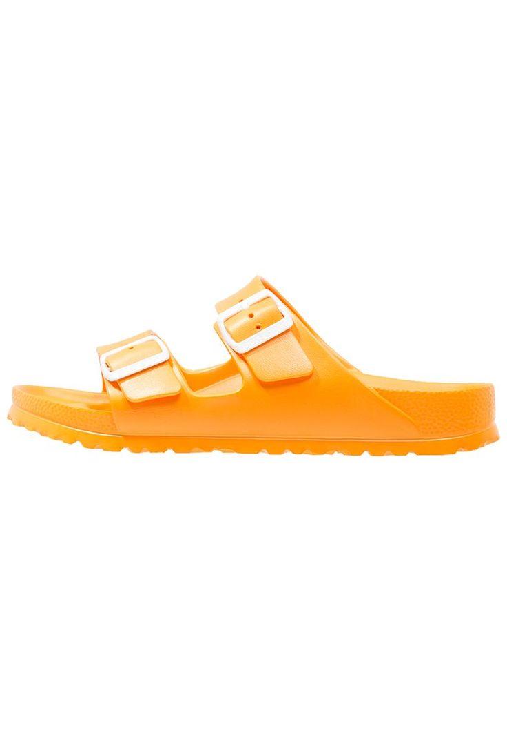Birkenstock ARIZONA Sandały kąpielowe neon orange
