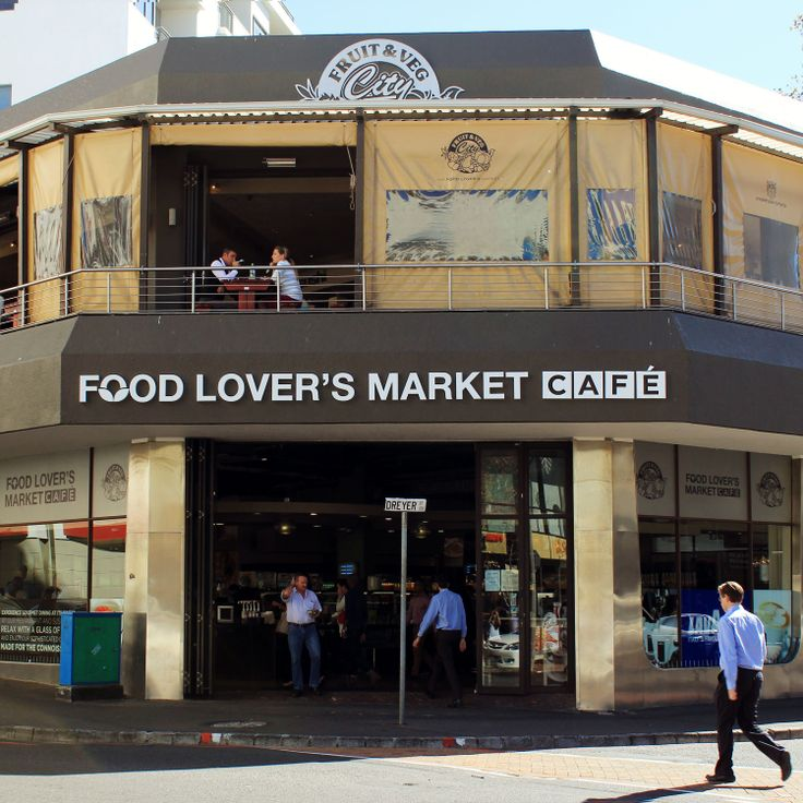 Food Lover's Market is where food aficionados can sample a range of gourmet foods and purchase both local and international food goods. Yum.