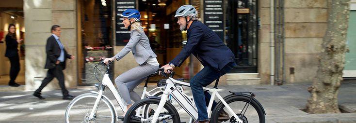 MarchasyRutas Novedades, para el 2016, en cascos para ciclismo urbano y cicloturismo de Abus