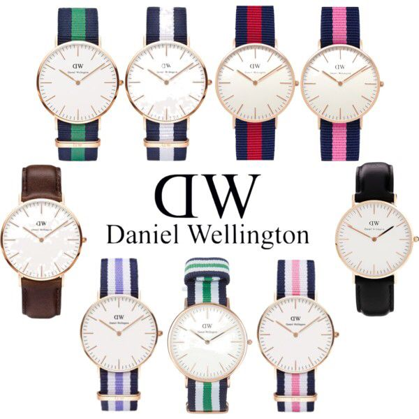 Happy to be carrying David Wellington watches at The Farmhouse Boutique!!