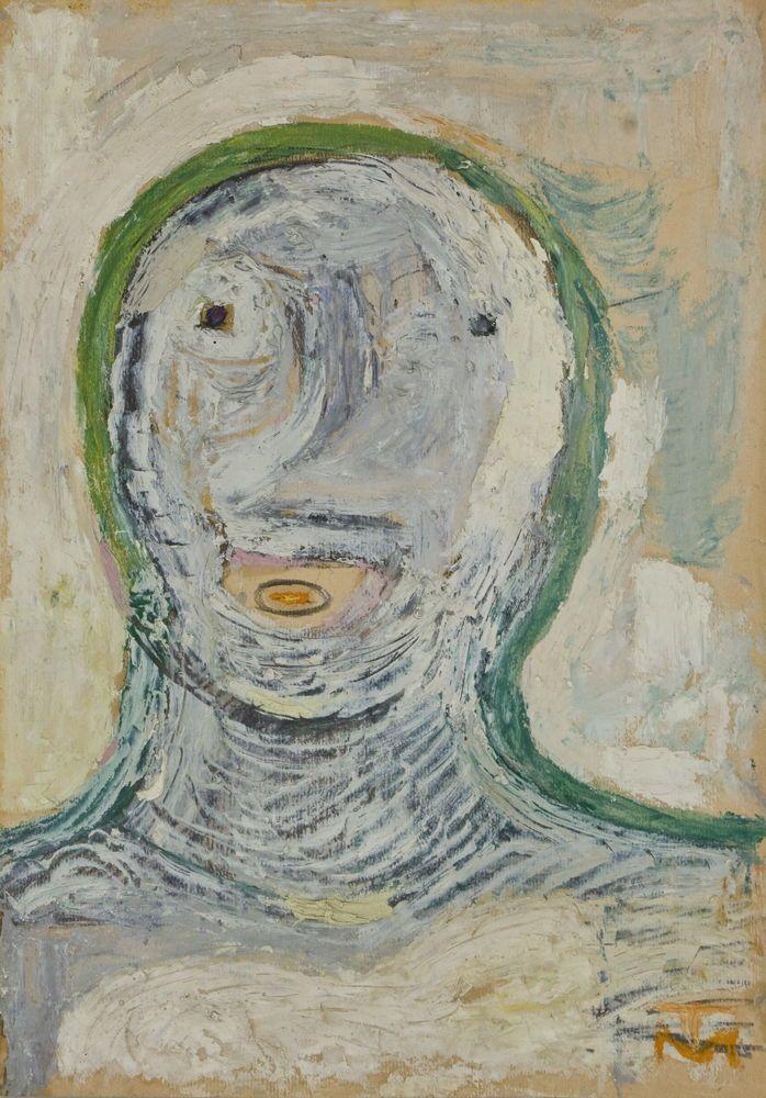 Menyhért Tóth - Head II
