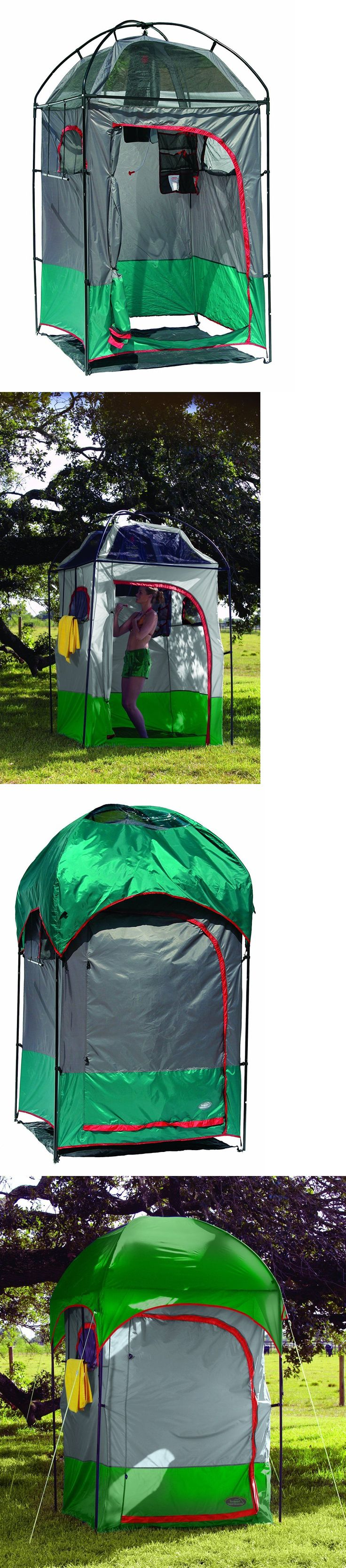 Portable Showers and Accessories 181396: Camping Shower Tent Portable Outdoor Privacy Shelter Changing Room Camp New -> BUY IT NOW ONLY: $122.88 on eBay!