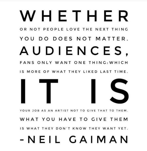 Advice to Authors