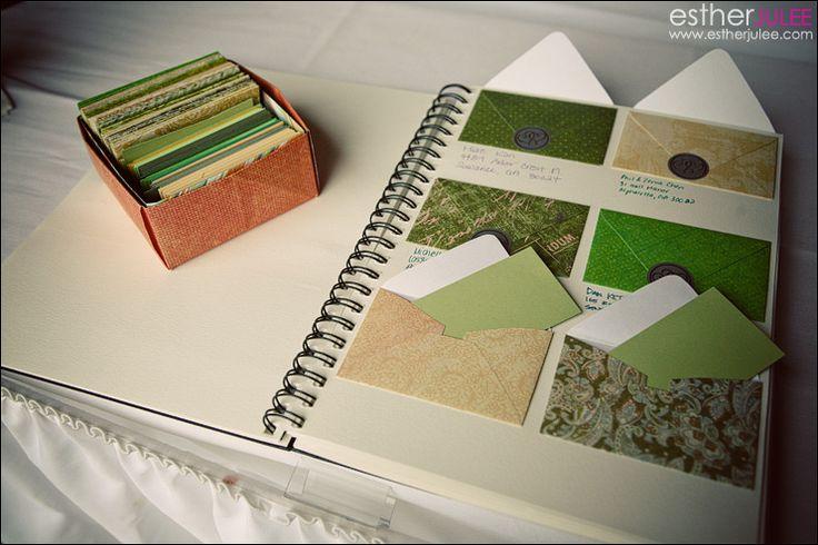 guestbook ideas wedding - Google Search
