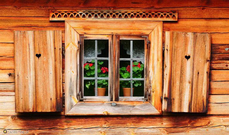 Kurpiowskie okno  na świat .
