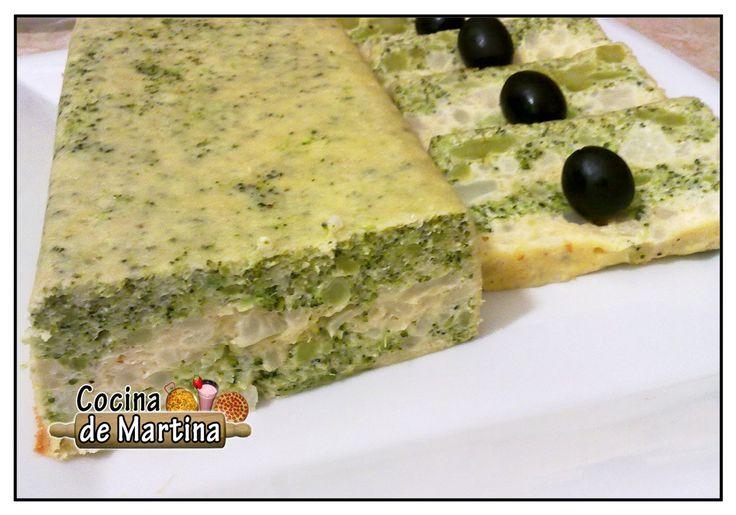Pastel de br coli y coliflor recetas de cocina cocina for Cocina de martina