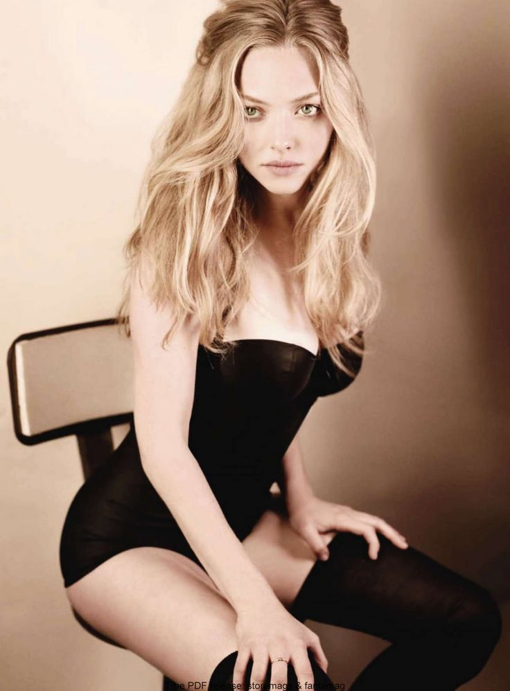 BEAUTY OF THE DAY: AMANDA SEYFRIED