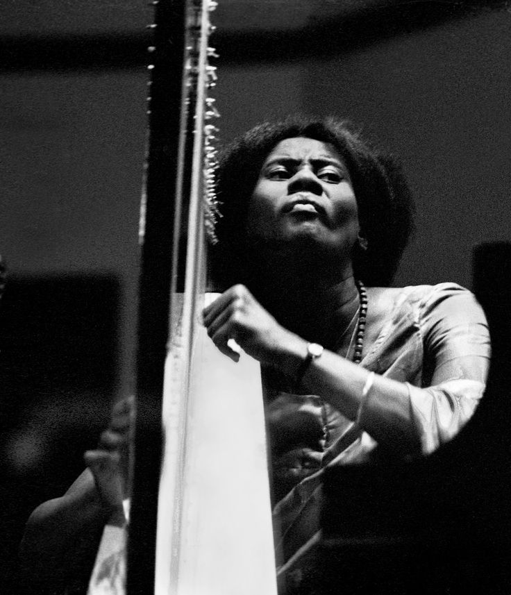 """The meditation music of Alice Coltrane Turiyasangitananda will be issued for the first time on CD and LP, part of Luaka Bop's new """"World Spirituality Classics"""" series."""