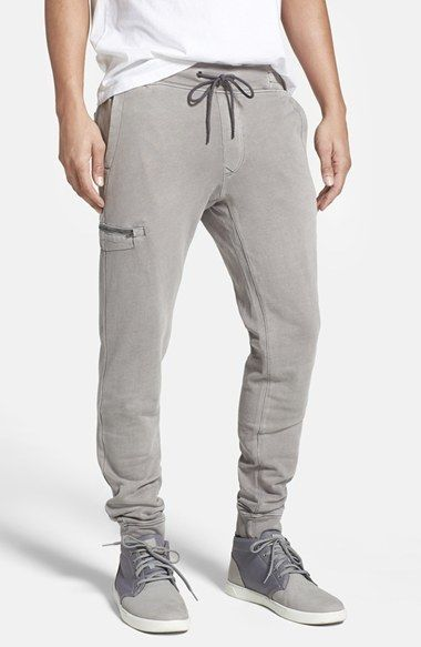 Jeremiah 'Frazier' French Terry Jogger Pants