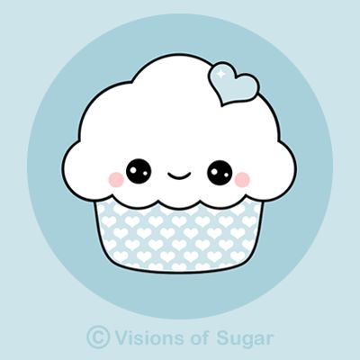 Cute Cupcake by CherryFactory.deviantart.com   Cupcake &lt-3 ...