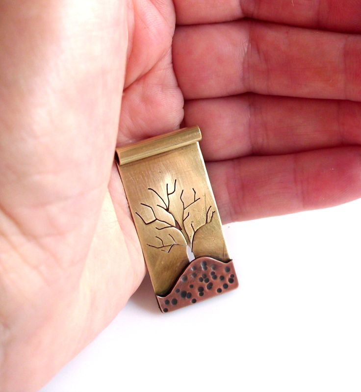 trees jewelry pedant necklace