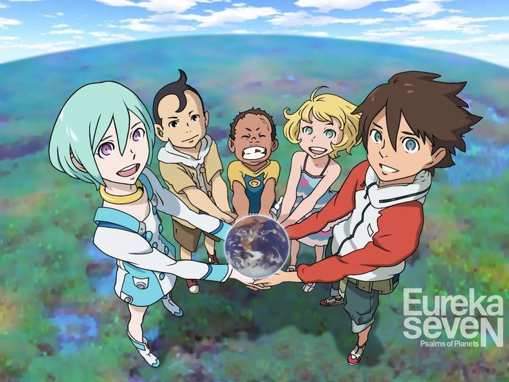 Eureka SeveN (交響詩篇エウレカセブン Kōkyōshihen Eureka Sebun) è un anime del 2005 dello studio Bones diretto da Tomoki Kyoda di 50 episodi da 25 minuti circa ciascuno. Da questo è stato tratto successivament…