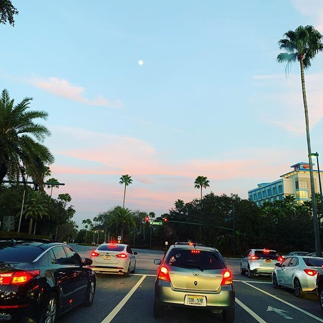 On my way to ODAC - Orlando Dermatology and Aesthetic