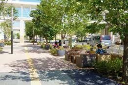 柏の葉キャンパス駅西口 道路 - Google 検索