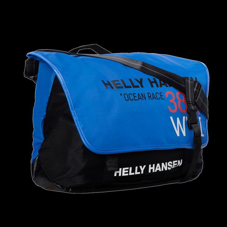 Helly Hansen oldaltáska - Messenger Bag - Racer Blue