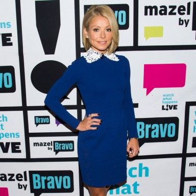 How Kelly Ripa stays fit at 43