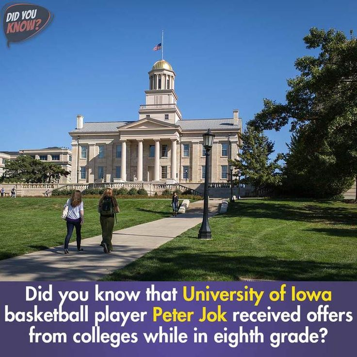 Did you know that University of Iowa basketball player Peter Jok received offers from colleges while in eighth grade? https://youtu.be/pUFXkI1iKhc #dyksocial #didyouknow #University #Iowa #basketball #PeterJok #player